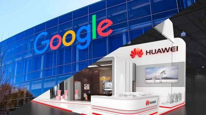 Veto de Google a Huawei