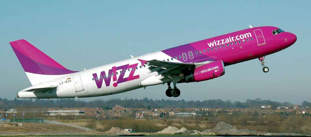 Tyrius denuncia a Wizz Air ante consumo